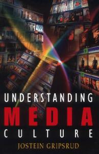Understanding Media Culture (Hodder Arnold Publication)