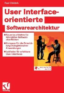 User Interface-orientierte Softwarearchitektur  GERMAN