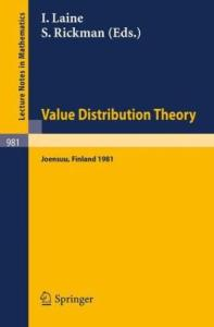 Value Distribution Theory