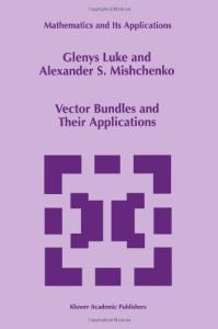 Vector bundles and their applications