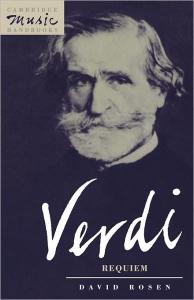Verdi: Requiem (Cambridge Music Handbooks)