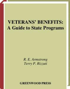 Veterans' Benefits: A Guide to State Programs
