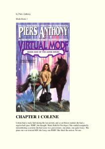 Virtual Mode (Mode, Book 1)
