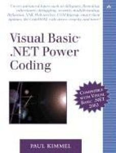 Visual Basic .NET Power Coding