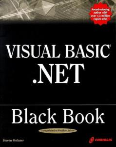 Visual Basic.Net Black Book