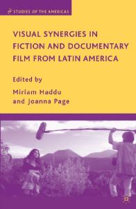 Visual Synergies in Fiction and Documentary Film from Latin America (Studies of the Americas)