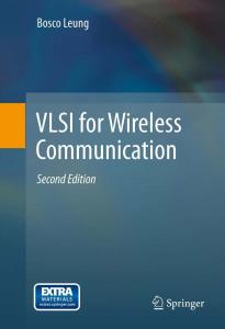 VLSI for Wireless Communication, 2nd Edition
