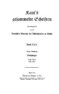 Vorlesungen über Logik. Teilband 1 (Gesammelte Schriften Bd. 24 1)