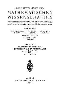 Vorlesungen uber die Entwicklung der Mathematik im 19. Jahrhundert. I-II