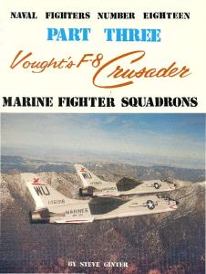 Vought's F-8 Crusader. Part Three: Marine Fighter Squadrons