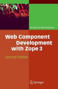 Web Component Development with Zope