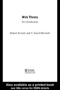 Web Theory