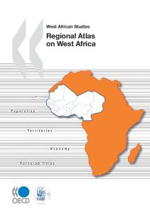 West African Studies Regional Atlas on West Africa