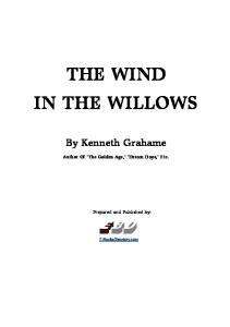 Wind in the Willows (Childrens Classics)