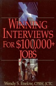 Winning interviews for $100,000+ jobs