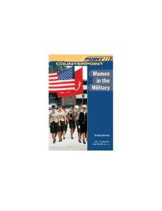 Women in the Military (Point Counterpoint)