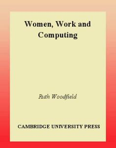 Women, Work and Computing