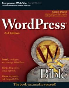 WordPress Bible, 2nd Edition