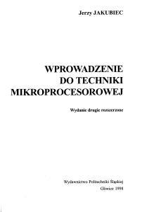 Wprowadzenie do techniki mikroprocesorowej