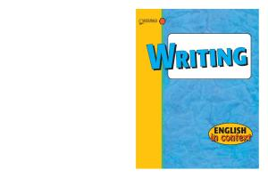 Writing (English in Context)