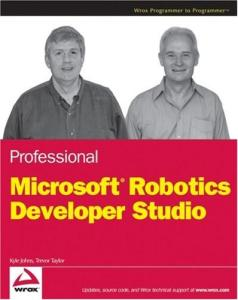 Wrox Professional Microsoft Robotics Developer Studio