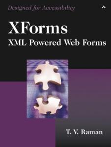 XForms: XML Powered Web Forms with CD