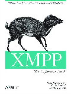 XMPP The Definitive Guide