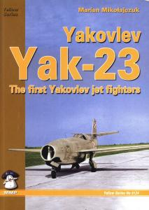 Yakovlev Yak-23 : the first Yakovlev jet fighters