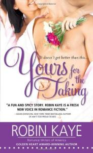 Yours for the Taking (Domestic Gods #4)