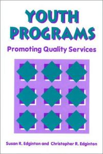 Youth programs: promoting quality services