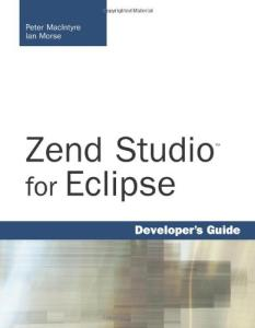 Zend Studio for Eclipse Developers Guide