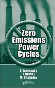 Zero Emissions Power Cycles