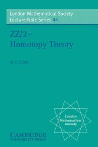 ZZ2 - homotopy theory